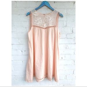Tularosa Indio Babydoll Dress